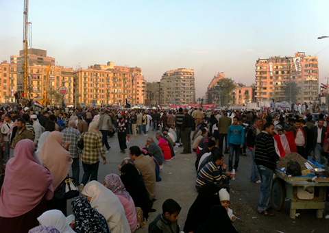 Tahrir Square iii