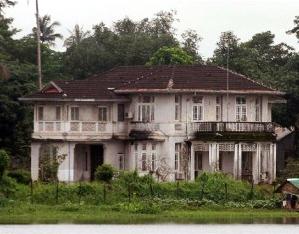 Aung San Suu Kyi's house